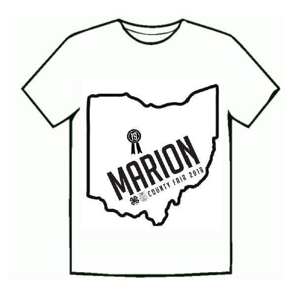 2019 Marion County Fair Shirt