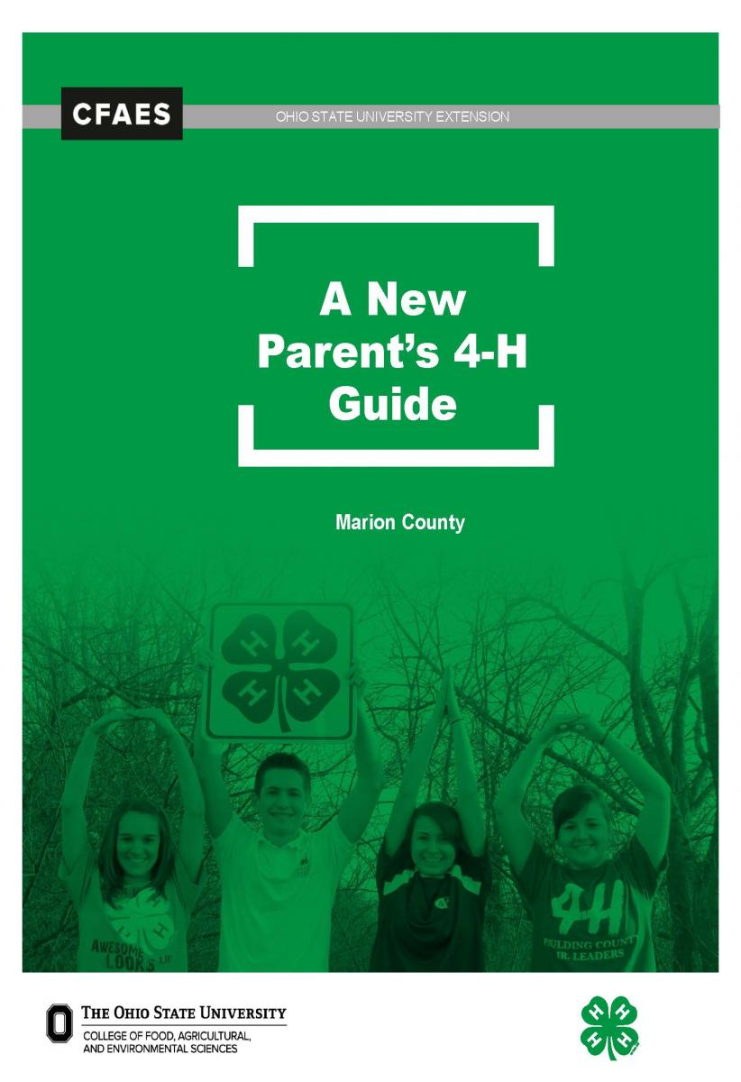 New 4-H Parent Guide