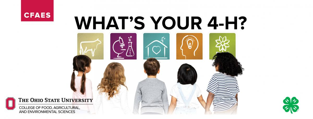 What's your 4-H? image